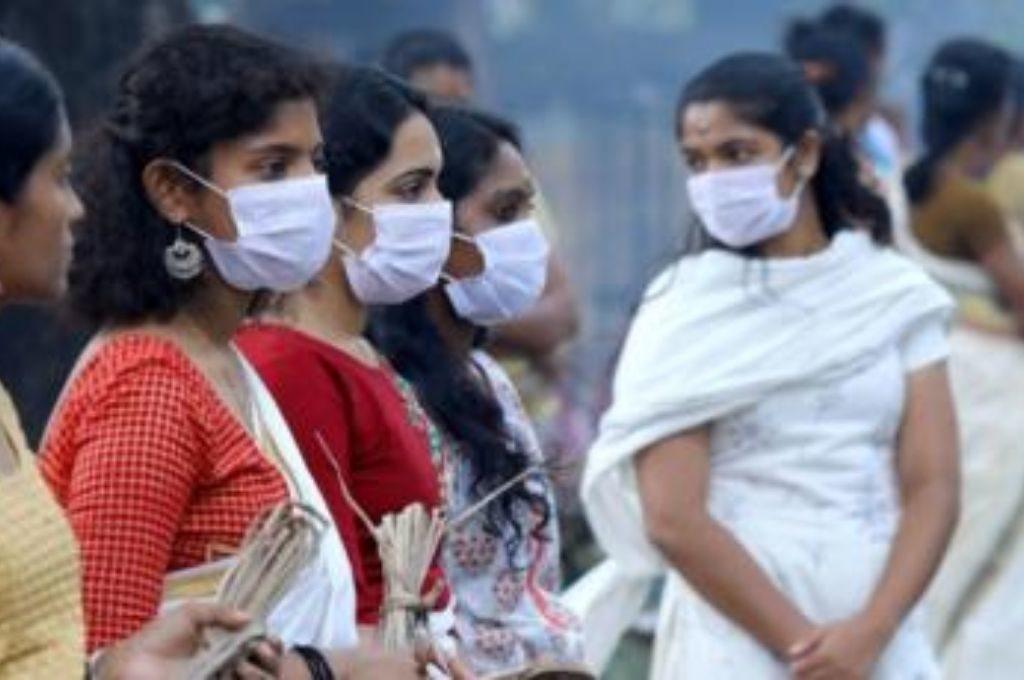 India rompe la barrera de los 600.000 casos de coronavirus
