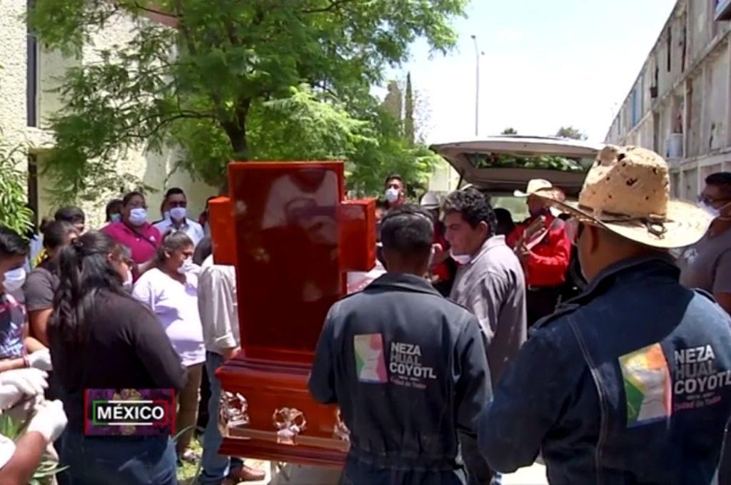 México supera a España en número de muertes por coronavirus