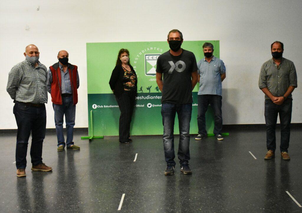 Básquet: Estudiantes, otra vez a codearse con los mejores