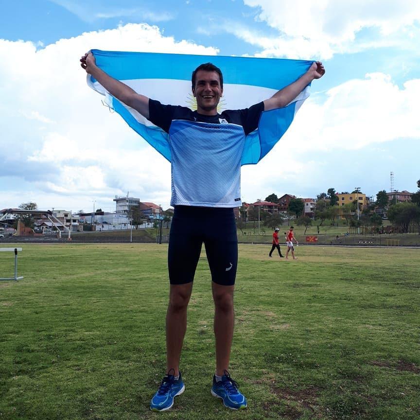 Atletismo: Pandiani, con una apuesta a largo plazo