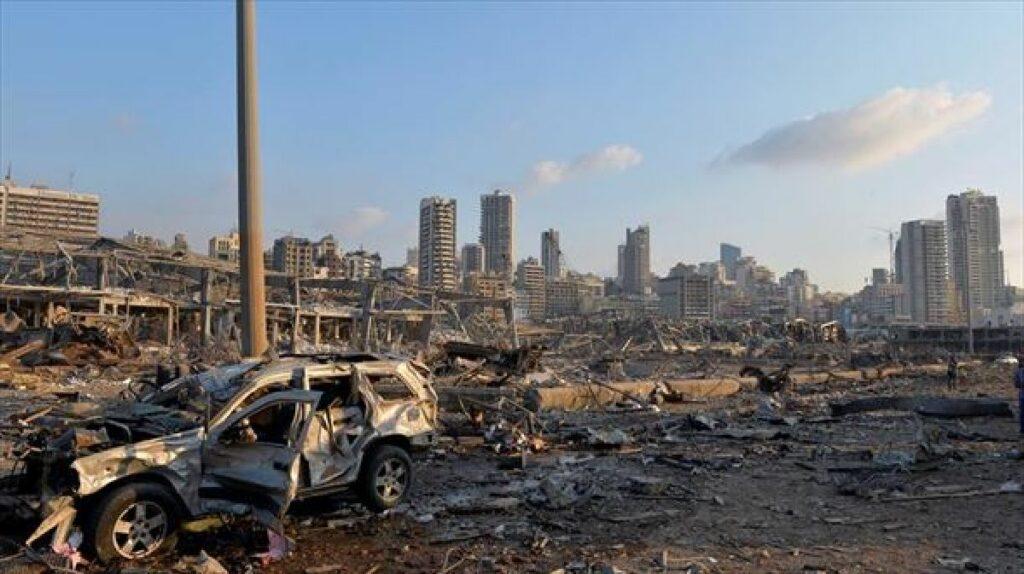 Sube a más de 100 la cifra de muertos por explosión en Beirut