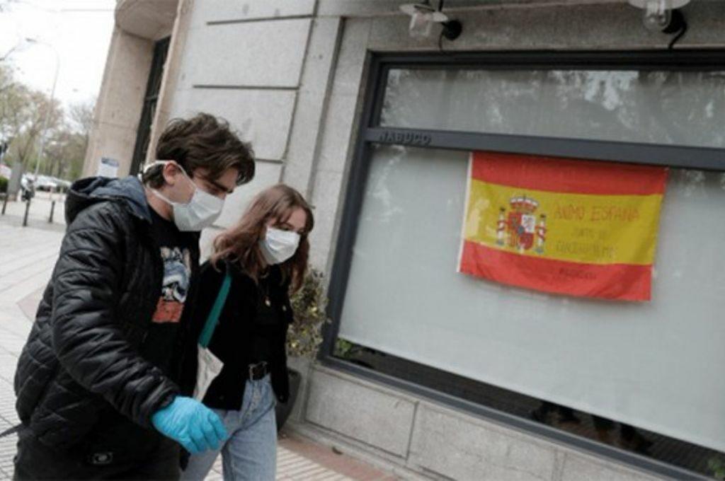 Se disparan los casos de coronavirus en España