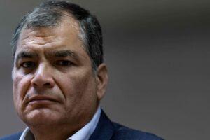 Ecuador: la justicia ordena la captura de Correa por corrupción