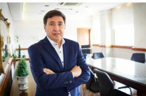 Daniel Arroyo confirmó que dio positivo en coronavirus