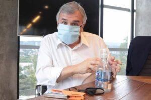 """Jujuy: """"amesetamiento"""" de casos, con tendencia a la baja"""