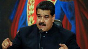"""Maduro afirmó que EEUU es """"la mayor amenaza para la paz mundial"""""""