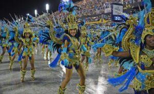 Se suspendieron los desfiles del Carnaval de Río de Janeiro 2021 por la pandemia