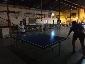 Con la presencia de Thiago Martínez funciona la escuela municipal de deportes adaptados