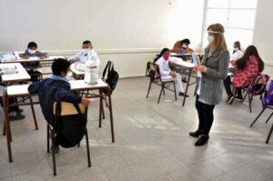 El Gobierno porteño ratifica las clases presenciales