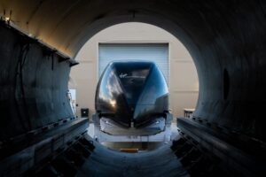 Virgin apunta al 2027 para el primer viaje comercial de Hyperloop