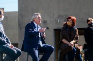 """Fernández: """"No usen las sentencias para favorecer a un candidato, eso los degrada"""""""