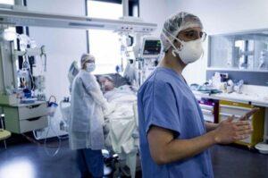 Informan 24.086 contagios de coronavirus en el país