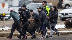 Una nena de sexto grado realizó disparos en una escuela de Estados Unidos