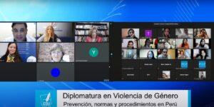 Realizaron la primera Charla Magistral de la Diplomatura en Violencia de Género