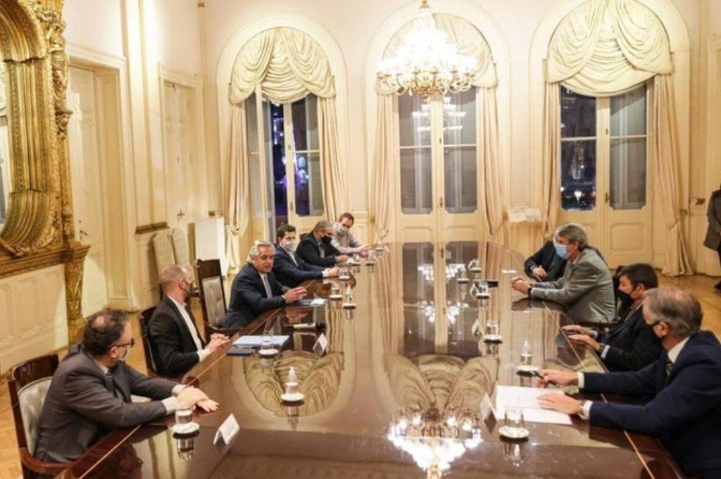 """Consejo Agroindustrial: """"hay un clima de diálogo"""" con el Gobierno"""