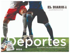 Deportes: edición impresa 19/06/21