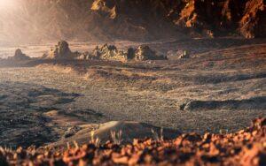 Los lagos subterráneos de Marte parecen tener una explicación; y no, no es el agua