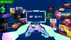 Xbox Game Pass llega a las tarifas de Movistar: el primer mes, gratis