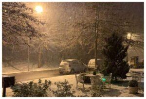 Brasil: Nevó y las temperaturas serían las más bajas en 65 años