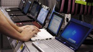 Plan de financiación para compra de computadoras, notebooks y tablets