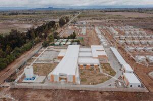 San Juan: Cafiero, Vizzotti y Uñac inauguran el Hospital de 25 de Mayo