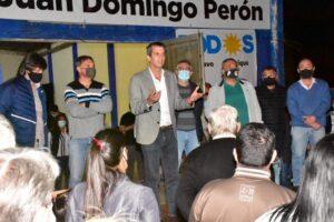 Enrique Cresto apoyó al presidente Alberto Fernández