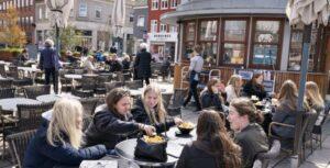 Dinamarca eliminó por completo las restricciones  por Covid