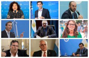 Catorce ministros siguen en sus cargos